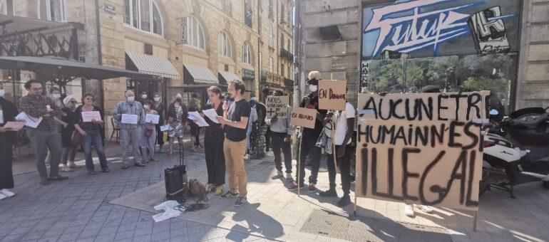 Une centaine de mineurs non accompagnés sans hébergement pérenne en Gironde