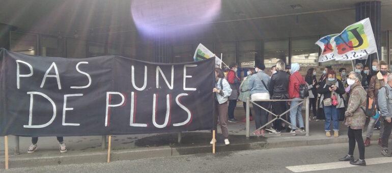 «Pas un féminicide de plus», exige l'Assemblée féministe de Gironde après les «dysfonctionnements» dans l'affaire Chahinez