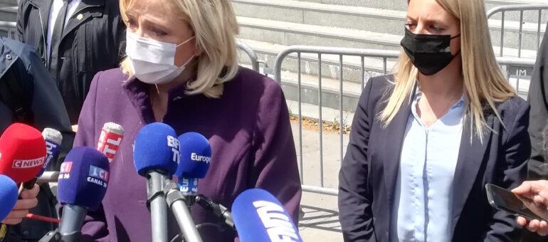 Anticor dépose un signalement contre Edwige Diaz pour soupçons d'emploi fictif