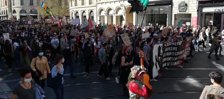 Marcher et danser encore pour une vraie loi Climat ce dimanche à Bordeaux