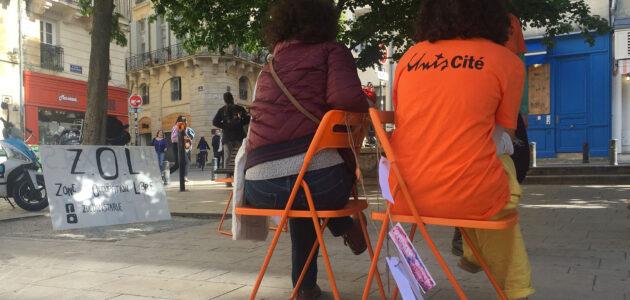 Bordeaux sème ses ZOL pour «faire ensemble une rue qui nous ressemble»