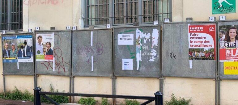 SOS Racisme Gironde alerte sur un climat délétère autour de la campagne électorale