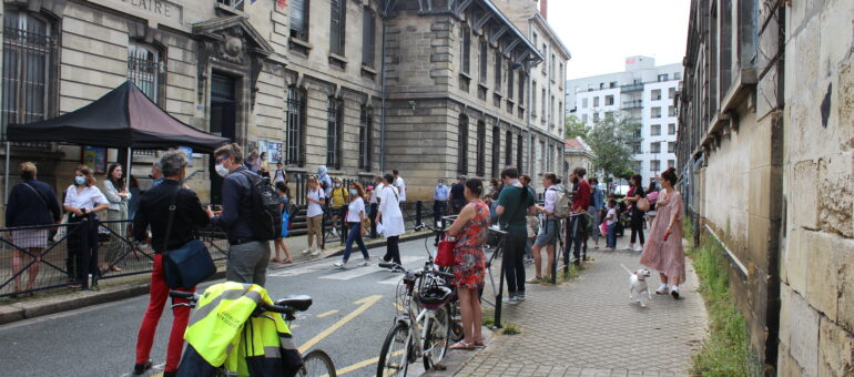 À Bordeaux, les «rues aux enfants» sonnent la fin de la récré pour les automobilistes