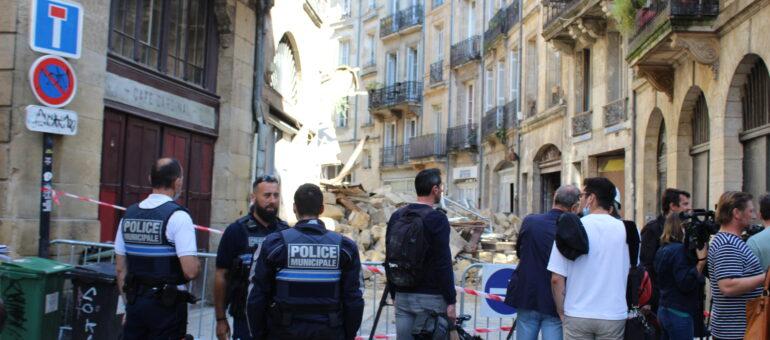 Immeubles effondrés à Bordeaux : la galère de propriétaires sinistrés, au pied du mur
