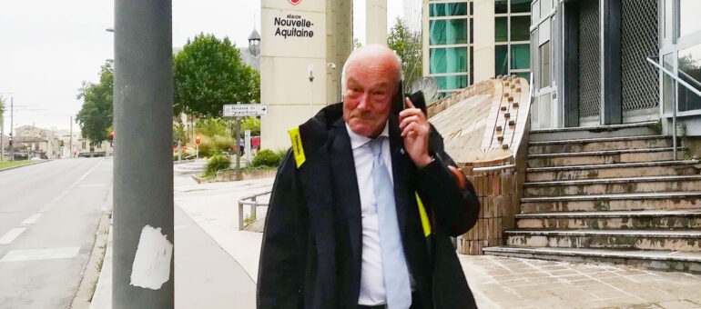 Régionales 2021 : Alain Rousset reçu 5 sur 5 en Nouvelle-Aquitaine