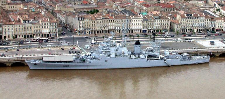 Le Colbert, le croiseur devenu musée que certains Bordelais voulaient couler