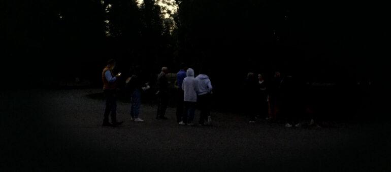 Des visiteurs du soir pour la faune nocturne du parc Bordelais