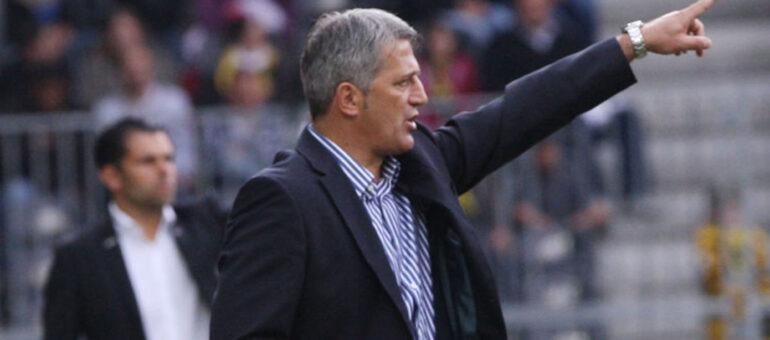 Vladimir Petković, nouveau coach des Girondins et ex-sélectionneur suisse