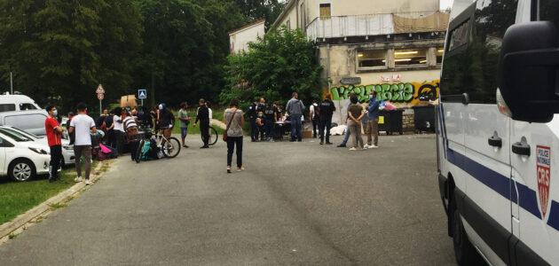 Où sont les familles de L'Éclaircie une semaine après l'évacuation du squat à Gradignan ?