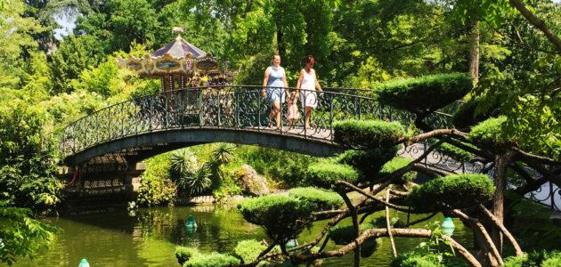 Le Jardin public, havre de paix et puits de sciences au cœur de Bordeaux
