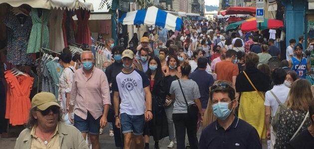 Covid-19 : Port du masque obligatoire dans les zones touristiques en Gironde