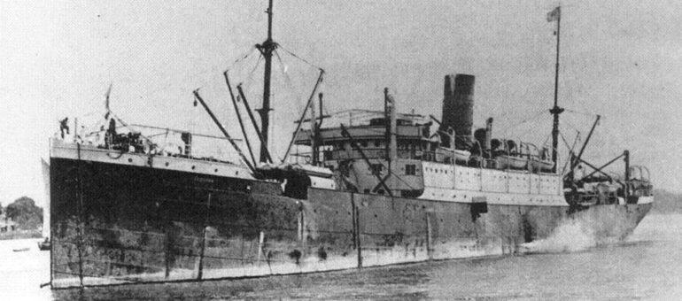 Le Sequana, navire transportant des tirailleurs sénégalais, torpillé sur la route de Bordeaux