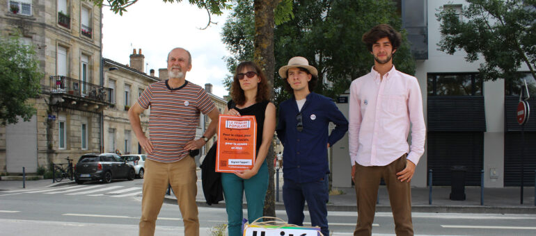En Gironde, des citoyens engagés pour une primaire populaire