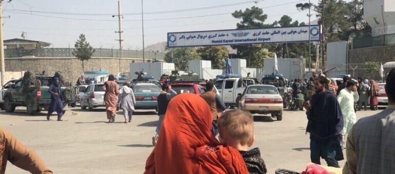 51 ressortissants afghans accueillis à Bordeaux
