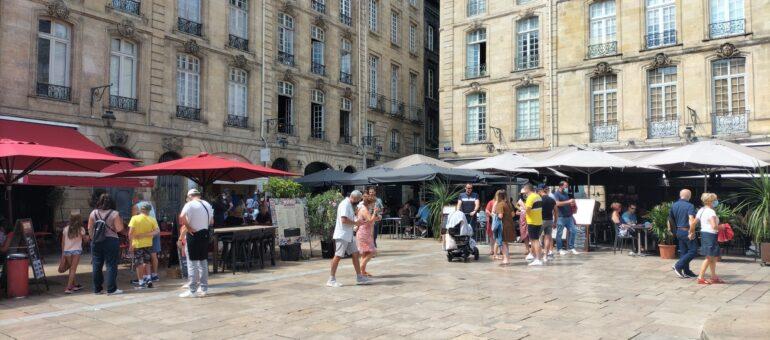 Passe sanitaire : coup de feu dans les restos de Bordeaux