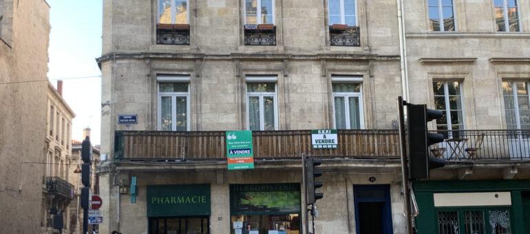 Face au risque d'effondrement, six immeubles évacués à Bordeaux
