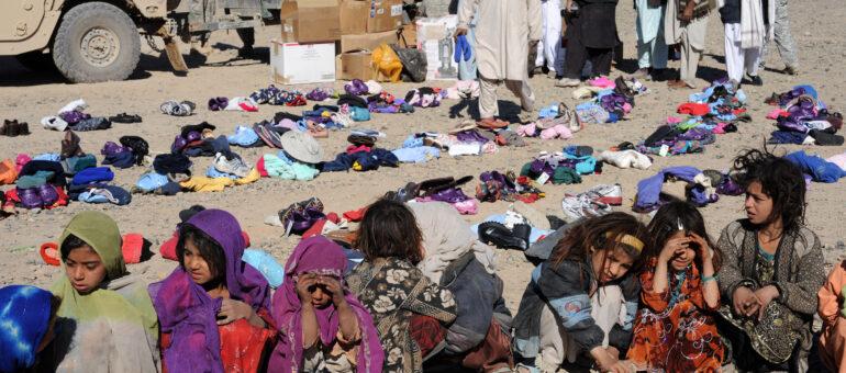 Bordeaux s'engage à accueillir des familles de réfugiés afghans