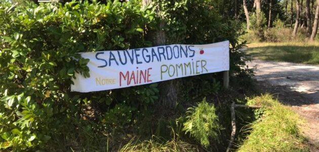 L'Agglo de Libourne brade le site naturel de Maine-Pommier pour y bâtir un hôtel de luxe