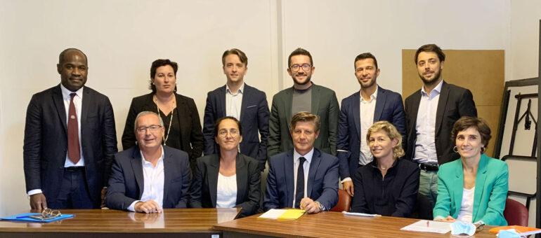 Nicolas Florian et Bordeaux Ensemble vont inaugurer la place Gambetta