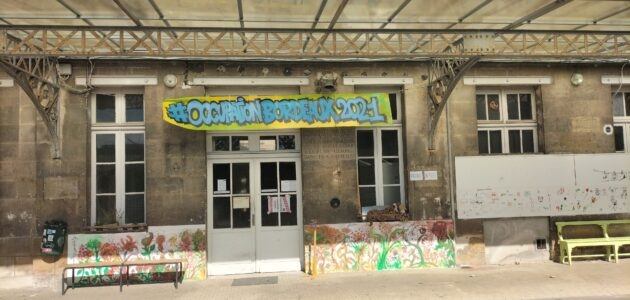 Occupation Bordeaux 2021 cherche son second souffle