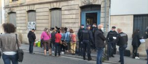 Expulsion du Kabako, squat des jeunes migrants à Bordeaux