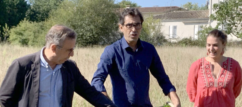 Une première ferme urbaine éclot à Bordeaux