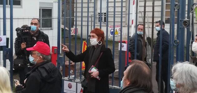 Les Vins de Bordeaux veulent empêcher Valérie Murat de faire appel