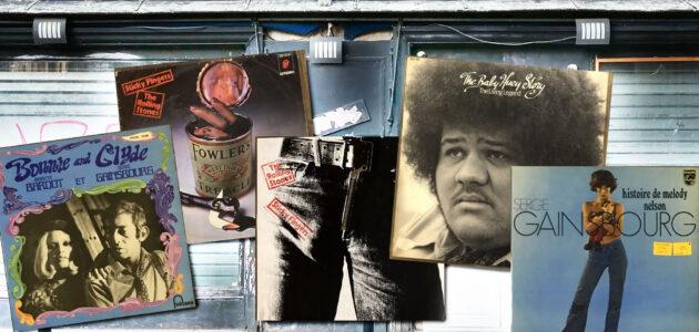 Une collection de 30000 disques vinyle mise aux enchères à Bordeaux