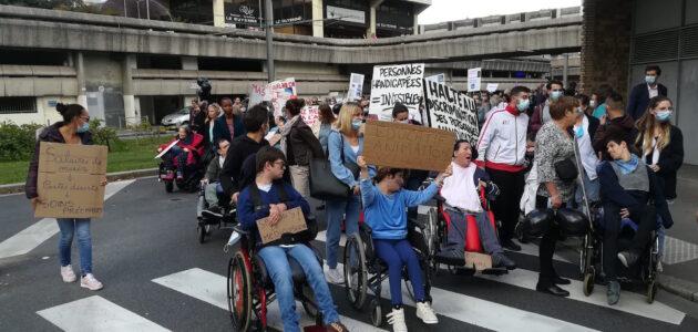 «Déjà des morts en Gironde dans le champ du handicap»