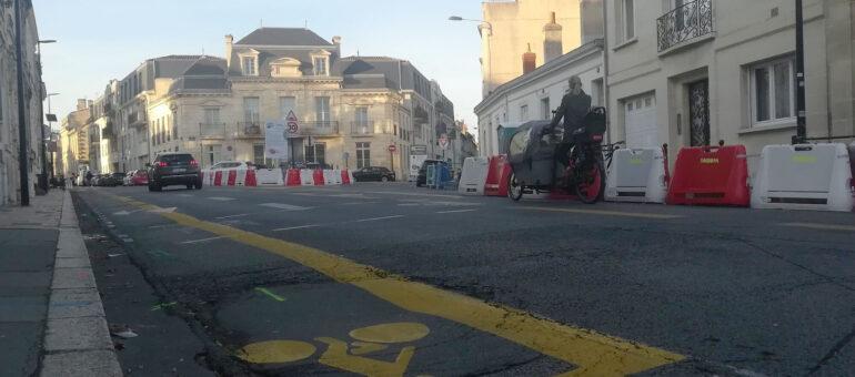 A Bordeaux et au Bouscat, le nouveau plan de circulation anime les deux côtés du boulevard