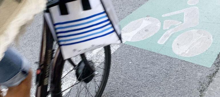 Pessac va dérouler un ambitieux plan vélo
